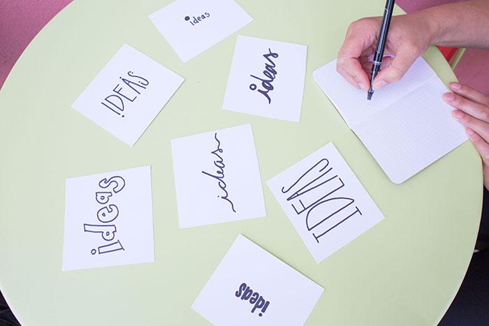 Design de service : idées