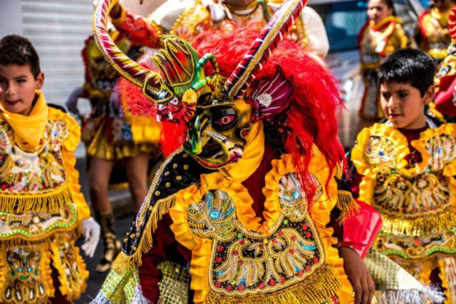Festival en Amérique du Sud