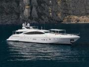 Location de yacht de luxe sur la Côte d'Azur