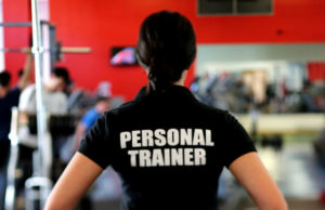 Personnal Trainer