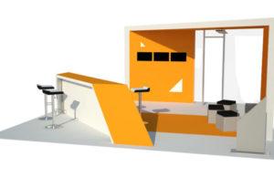 Profil Design : stand d'exposition