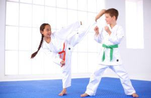 Sport de combat pour enfant