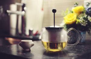 Le thé vert : bénéfique pour la santé