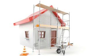 Travaux immobilier