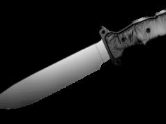 Couteau Bowie