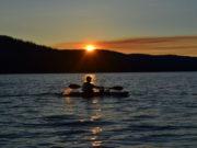 Kayak ou canoë