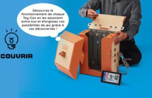 Nintendo labo découvrir
