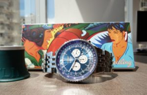 Montre Breitling occasion