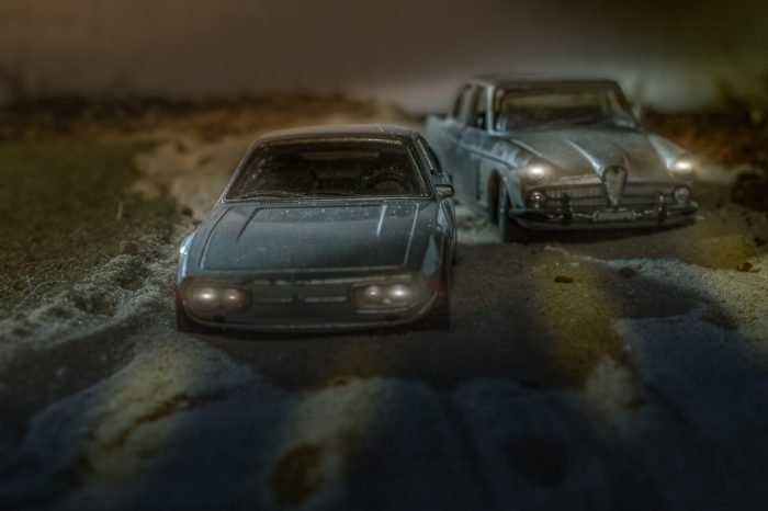 Miniature auto