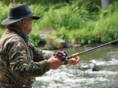 choisir une canne à pêche