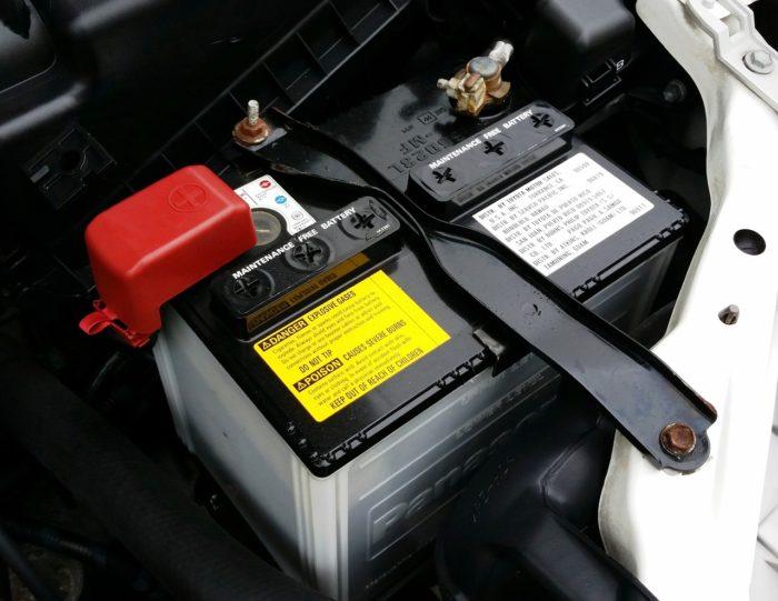comment changer la batterie