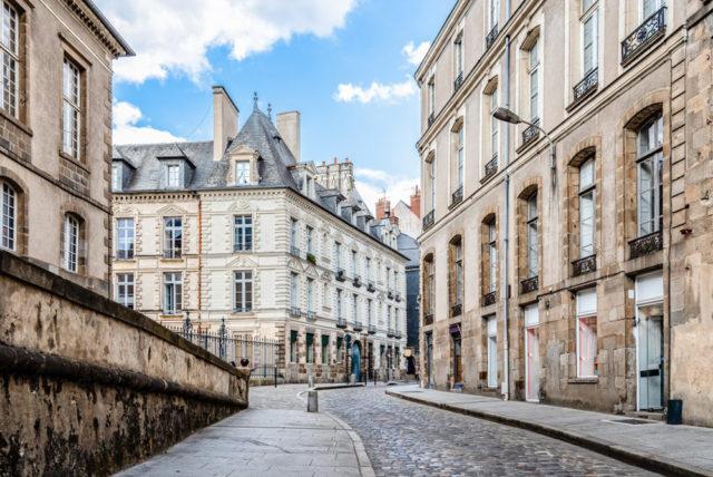 voyage à Rennes