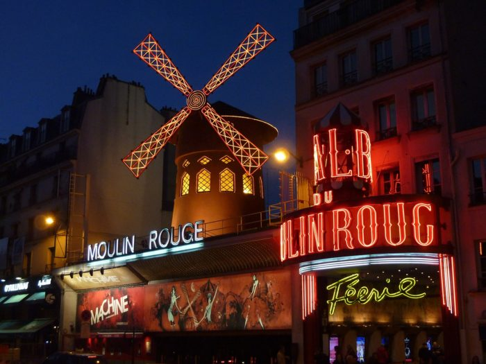 quartier Pigalle et moulin-rouge