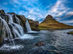 visitez l'islande et ses cascades