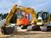 Pelleteuse - location d'équipement de construction