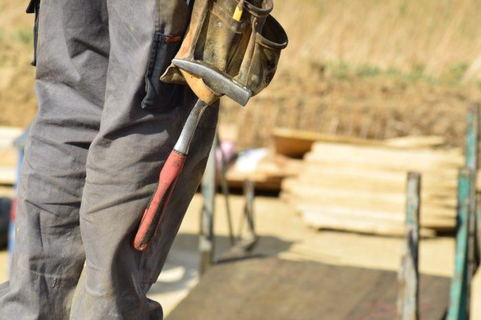 louer des outils pour des travaux