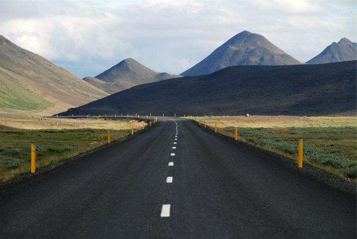 voiture est indispensable en islande