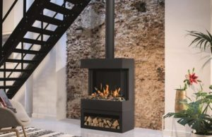 choisir une cheminée moderne