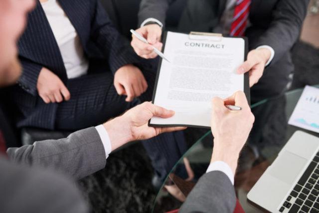 Résilier un contrat