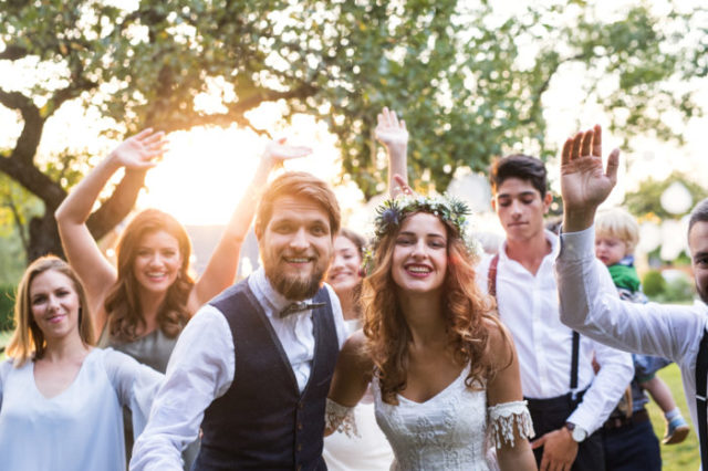 Partager son mariage en ligne