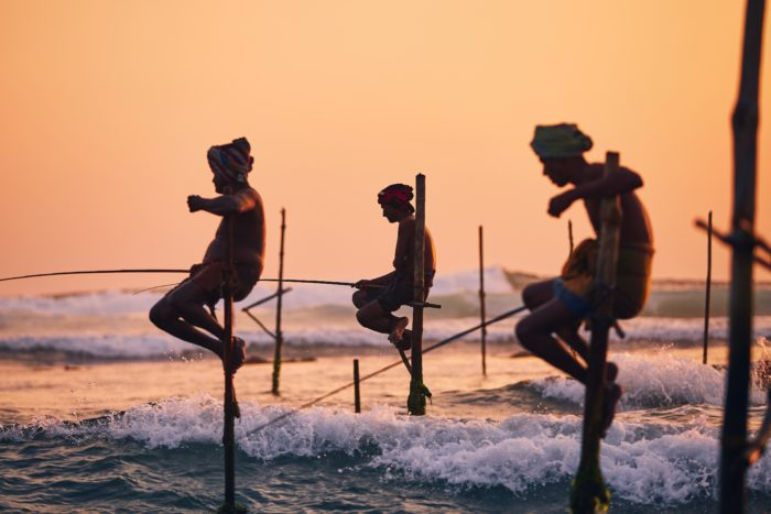 Week-end au Sri Lanka