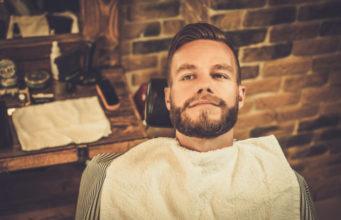 teinture de barbe