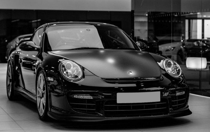Porsche unique
