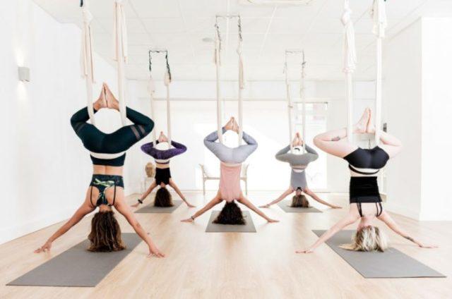 différents yoga