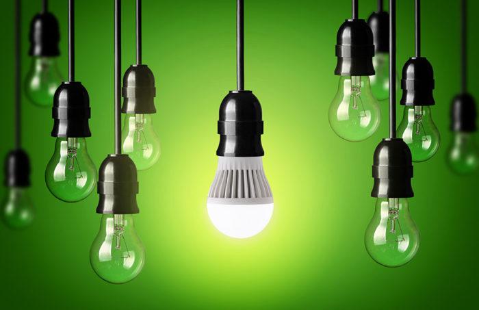 types ampoules LED