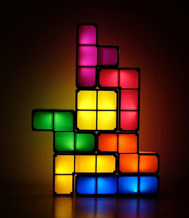 jeu vidéo Tetris