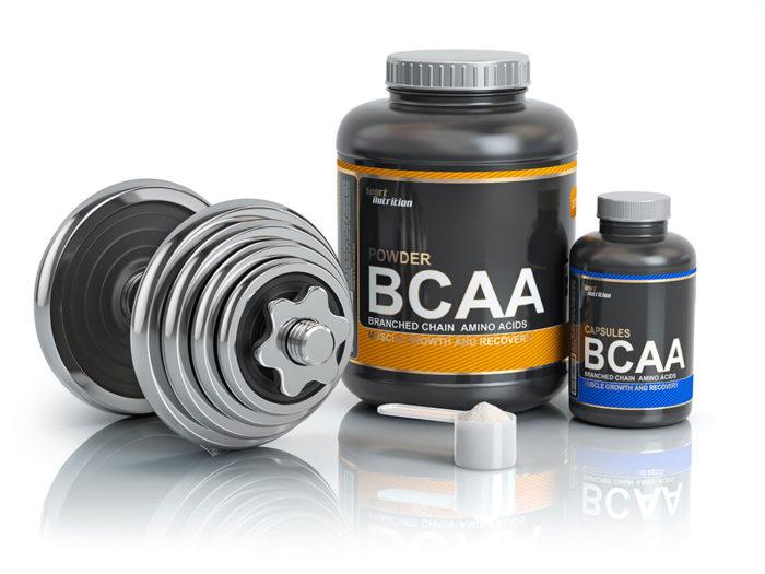 nutrition sportive BCAA