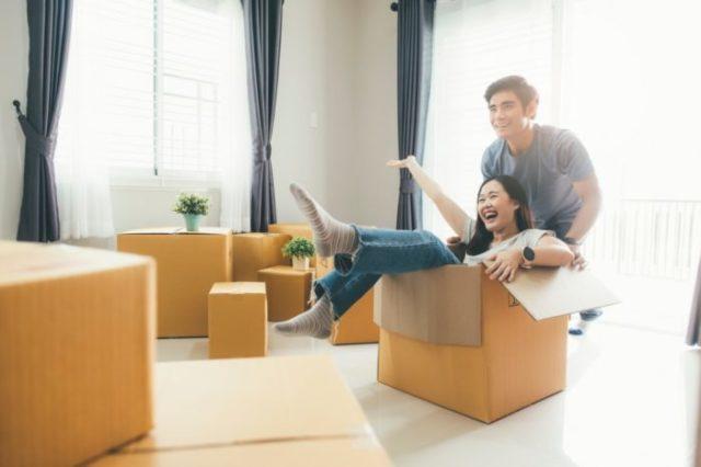 prix déménagement