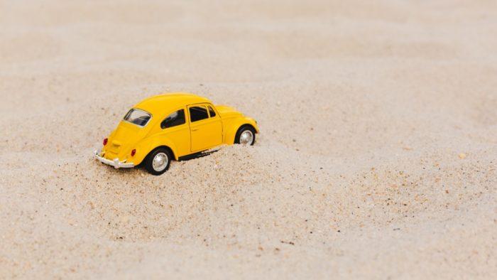 véhicules miniatures