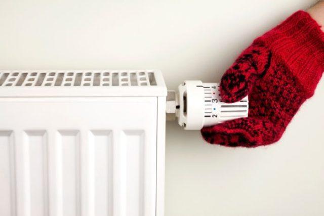 bon fonctionnement des radiateurs