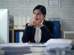 femme avocate