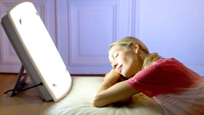luminotherapie et sommeil