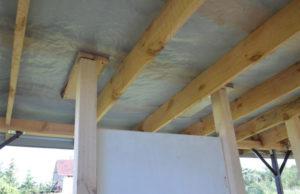construction véranda