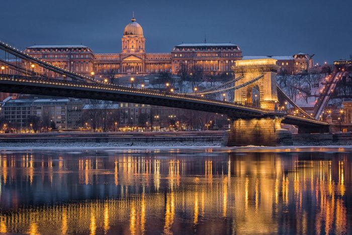 voyage à Budapest