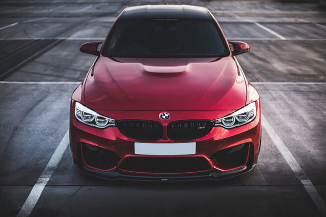 BMW d'occasion