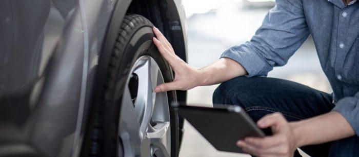 voitures qui peuvent s'équiper de pneus runflat