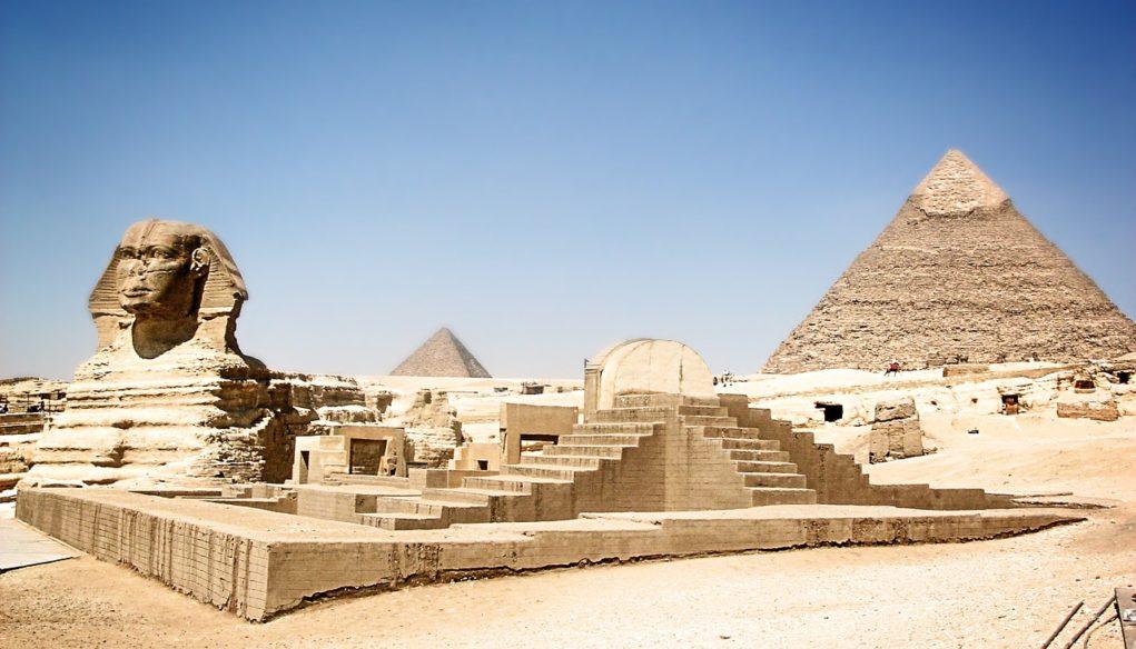 Sites immanquables Égypte