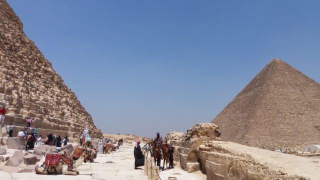 escapade Égypte