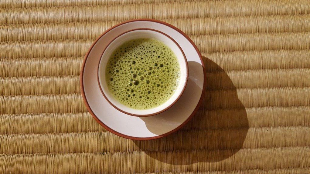 thé matcha