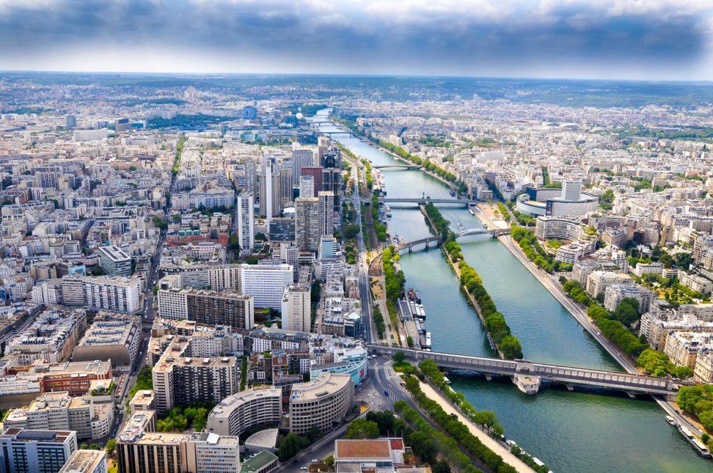 déménager hors de Paris