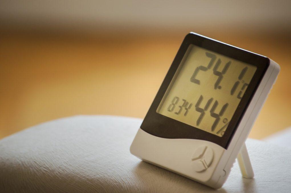 hygromètre humidité