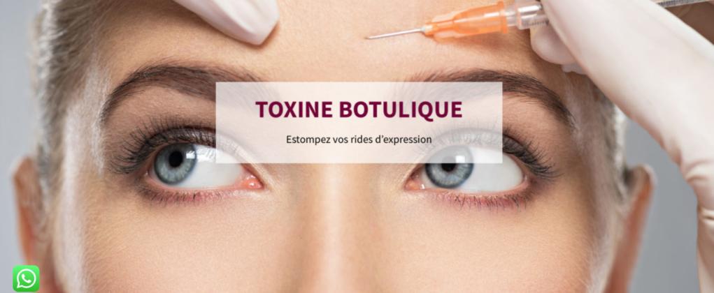 toxine botulyque