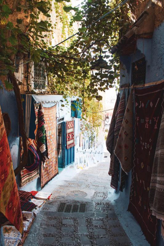 tapis azilal maroc