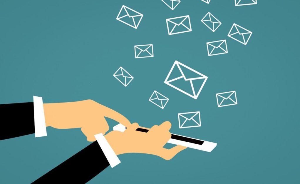 envoyer en ligne