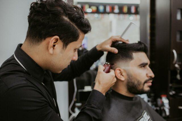 tabouret coiffeur