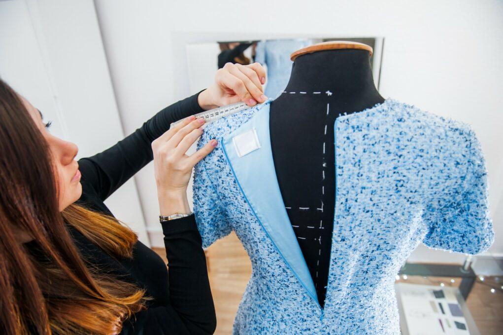 avantage confectionner vêtement